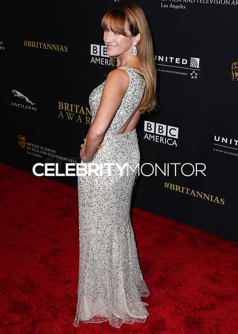 BEVERLY HILLS, CA, USA - OCTOBER 30: Jane Seymour arrives at the 2014 BAFTA Los Angeles Jaguar Britannia Awards Presented By BBC America And United Airlines held at The Beverly Hilton Hotel on October 30, 2014 in Beverly Hills, California, United States. (Photo by Xavier Collin/Celebrity Monitor)