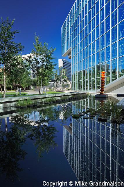 Millenium Library<br /> Winnipeg<br /> Manitoba<br /> Canada