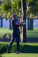Keegan Bradley (USA) watches his tee shot on 2 during round 1 of the Honda Classic, PGA National, Palm Beach Gardens, West Palm Beach, Florida, USA. 2/23/2017.<br /> Picture: Golffile | Ken Murray<br /> <br /> <br /> All photo usage must carry mandatory copyright credit (&copy; Golffile | Ken Murray)