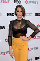 """Our Lady J<br /> at the """"Transparent"""" Season 4 Sneak Peek at Outfest LGBT Film Festival, DGA, Los Angeles, CA 07-15-17<br /> David Edwards/Dailyceleb.com 818-249-4998"""
