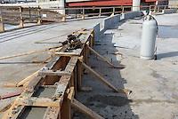Boathouse at Canal Dock Phase II   State Project #92-570/92-674 Construction Progress Photo Documentation No. 08 on 21 February 2017. Image No. 13