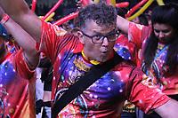 SÃO PAULO, SP, 01.12.2018 – CARNAVAL-SP – A Liga das Escolas de Samba de SP, comemora o dia Nacional do Samba com o lançamento do CD de Sambas de Enredo do Carnaval 2019, a escola de samba Tom Maior na Fábrica do Samba em São Paulo neste sábado, 01(Foto: Nelson Gariba/Brazil Photo Press)