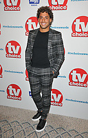 Kem Cetinay at the TV Choice Awards 2018, The Dorchester Hotel, Park Lane, London, England, UK, on Monday 10 September 2018.<br /> CAP/CAN<br /> &copy;CAN/Capital Pictures