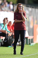 Elisabetta Bavagnoli coach of AS Roma <br /> Roma 8/9/2019 Stadio Tre Fontane <br /> Luisa Petrucci Trophy 2019<br /> AS Roma - Paris Saint Germain<br /> Photo Andrea Staccioli / Insidefoto