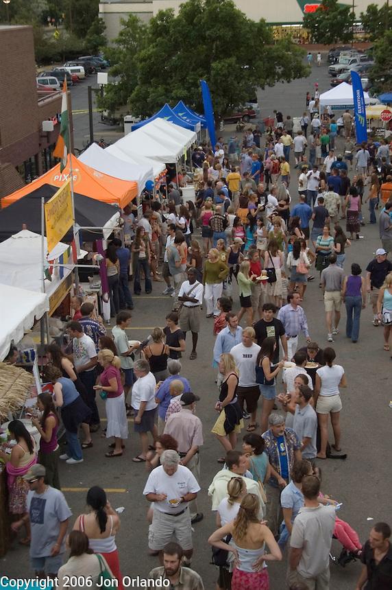 SOBO Summerfest, 2006, Boulder, CO
