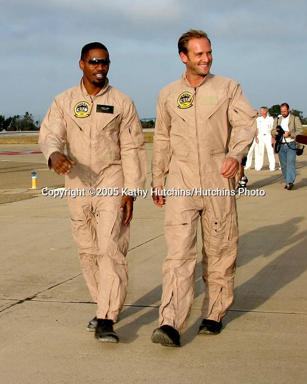 ".World Premiere of ""Stealth"".Coronado Naval Base.San Diego, CA.July 17, 2005.©2005 Kathy Hutchins/Hutchins Photo...."