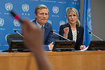 Press Briefing on Security Council Retreat in Sweden Carl Skau,