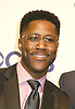 Nate Burleson attend the CBS Upfront 2018-2019 at The Plaza Hotel in New York, New York, USA on May 16, 2018.<br /> <br /> photo by Robin Platzer/Twin Images<br />  <br /> phone number 212-935-0770
