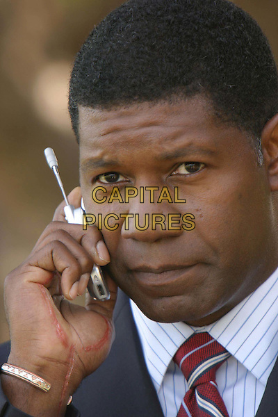 """DENNIS HAYSBERT.in 24.""""11:00am-12:00pm"""" .*Editorial Use Only*.www.capitalpictures.com.sales@capitalpictures.com.Supplied by Capital Pictures."""