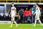 09.10.2019, Signal Iduna Park, Dortmund, GER, FSP, LS, Deutschland (GER) vs Argentinien (ARG)<br /> <br /> DFB REGULATIONS PROHIBIT ANY USE OF PHOTOGRAPHS AS IMAGE SEQUENCES AND/OR QUASI-VIDEO.<br /> <br /> im Bild / picture shows<br /> <br /> enttäuscht / enttaeuscht / traurig / Unentschieden<br /> Gestik, Mimik,<br /> <br /> Joshua Kimmich (Deutschland / GER #06)<br /> während Freundschaftsspiel  Deutschland gegen Argentinien   in Dortmund  am 09.10..2019,<br /> <br /> Foto © nordphoto / Kokenge