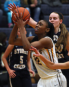 Rochester Hills Stoney Creek at Clarkston, Girls Varsity Basketball, 1/3/14