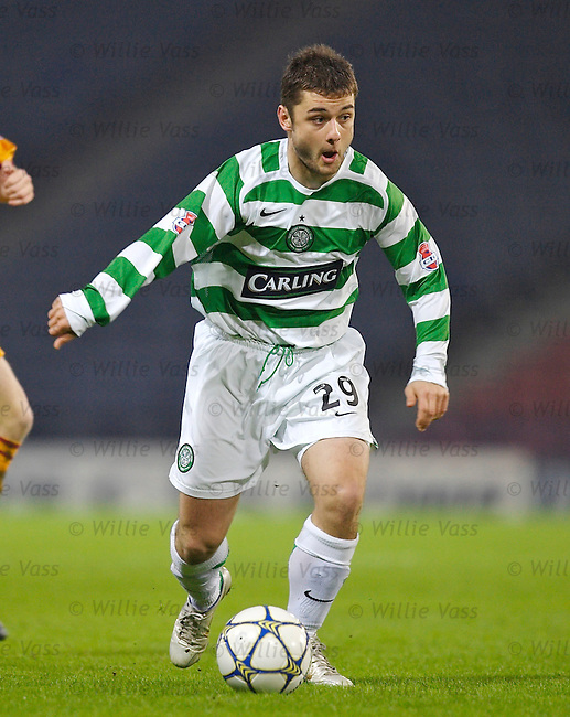 Shaun Maloney, Celtic.stock season 2005-2006.pic willie vass