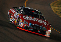 Apr 22, 2006; Phoenix, AZ, USA; Nascar Nextel Cup driver Carl Edwards of the (99) Office Depot Ford Fusion during the Subway Fresh 500 at Phoenix International Raceway. Mandatory Credit: Mark J. Rebilas-US PRESSWIRE Copyright © 2006 Mark J. Rebilas..
