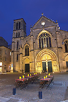 saint pierre church bordeaux france