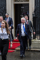 Michael Fallon MP (British Conservative politician and Secretary of State for Defence).<br />