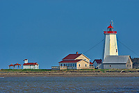 Miscou Island Lighthouse. Gulf of St. Lawrence<br />