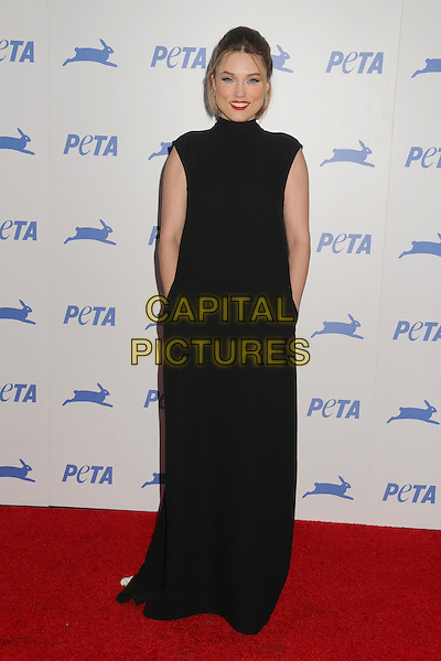 30 September 2015 - Hollywood, California - Clare Grant. PETA 35th Anniversary Gala held at the Hollywood Palladium. <br /> CAP/ADM/BP<br /> &copy;BP/ADM/Capital Pictures