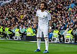 Real Madrid CF's Marcelo Vieira during La Liga match. Mar 01, 2020. (ALTERPHOTOS/Manu R.B.)