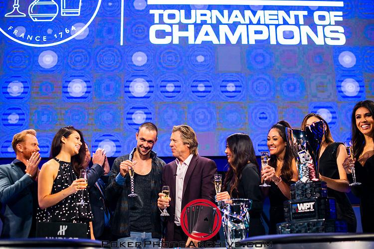 WPT Tournament of Champions Season 2018-2019