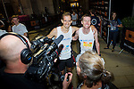 Winners at Bloomberg Square Mile Relay in London, United Kingdom. Photo by Ian Roman / Power Sport Images