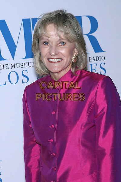 KAY KOPLOVITZ.Launch party for the second year of MTR?s She Made It: Women Creating Television and Radio - Arrivals held at the Museum of Television & Radio, Beverly Hills, California, USA..December 5th, 2006.half length pink jacket.CAP/ADM/ZL.©Zach Lipp/AdMedia/Capital Pictures