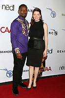 LOS ANGELES - OCT 10:  David Oyelowo, Jessica Oyelowo at the GEANCO Foundation Hollywood Gala at the SLS Hotel on October 10, 2019 in Beverly Hills, CA