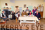 "Ballyheigue Drama group in full dress rehearsals on Monday evening at Ballyheigue Community Centre as they rehearse they froth coming play ""SIVE"" by John B Keane, l-r: Niall Lucey,Mary Corridon,Mark Reidy,Teresa Falvey,Pat Sheehan,Sean Higgins,Patrick Casey,Cathy Curran and Brendan Moriarty"