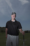 MISSION VIEJO, CA - MARCH 27:  Former MLB Pitcher Jim Abbott plays a round of golf at the Arroyo Trabuco Golf Club on March 27, 2012 in Mission Viejo, California. (Photo by Donald Miralle).
