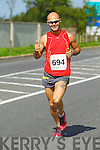 Miguel Barrero pictured at the Rose of Tralee International 10k Race in Tralee on Sunday.