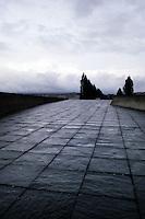 Dachau, campo di concentramento. Dachau concentration camp. S