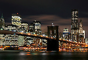 Brooklyn Bridge, New York, Ernie Mastroianni photo, Nov. 2010.