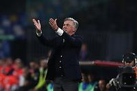 Carlo Ancelotti coach of Napoli<br /> Napoli 30-10-2019 Stadio San Paolo <br /> Football Serie A 2019/2020 <br /> SSC Napoli - Atalanta BC<br /> Photo Cesare Purini / Insidefoto