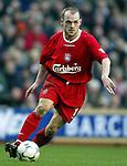 Danny Murphy of Liverpool