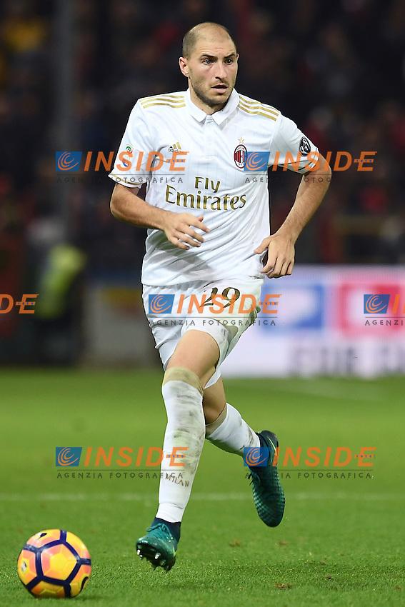 Genova 25-10-2016 Football Calcio  - campionato di calcio serie A / Genoa - Milan / foto Matteo Gribaudi/Image Sport/Insidefoto<br /> nella foto: Gabriel Paletta