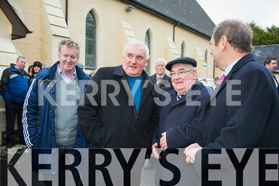 Jackie Healy-Rae Funeral - Requiem mass was in St Patrick's Church, Kilgarvan on Monday