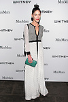 Interior designer Athena Calderone attends the annual Whitney Art Party hosted by the Whitney Contemporaries, and sponsored by Max Mara, at Skylight at Moynihan Station on May 1, 2013.