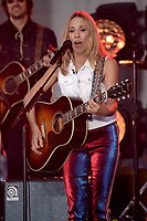 NEW YORK, NY - SEPTEMBER 6: Sheryl Crow performs on NBC's Today Show Citi Summer Concert Series at Rockefeller Center in New York City on September 6, 2019. <br /> CAP/MPI/JP<br /> ©JP/MPI/Capital Pictures