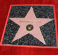 Star @ Bain Walk of Fame ceremony held @ 6767 Hollywood blvd.<br /> April 28, 2016