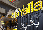 CandS Ltd - Yalla Yalla, Southbank, London  11th July 2012