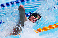 Commonwealth Games - Swimming - Optus Aquatics Centre, Gold Coast, Australia - Chris Arbuthnott of New Zealand competes in the Men's S9 100m Freestyle heats. 6 April 2018. Picture by Alex Whitehead / www.photosport.nz