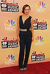 LOS ANGELES, CA- MAY 01: TV personality Karina Smirnoff attends the 2014 iHeartRadio Music Awards held at The Shrine Auditorium on May 1, 2014 in Los Angeles, California.
