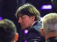 Bundestrainer Joachim Loew (Deutschland Germany) - 30.11.2019: UEFA EURO2020 Auslosung, Romexpo Bukarest, DISCLAIMER: UEFA regulations prohibit any use of photographs as image sequences and/or quasi-video.