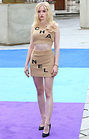 Ellie Bamber at the Royal Academy Of Arts Summer Exhibition Preview Party 2019, at the Royal Academy, Piccadilly, London on June 4th 2019<br /> CAP/ROS<br /> ©ROS/Capital Pictures