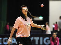 17th November 2013; Lara Shannon. She's Ace - Women in handball event, Breaffy House Sports Arena, Castlebar, Co Mayo. Picture credit: Tommy Grealy/actionshots.ie.