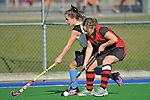Tasman Women's Club Hockey. Saxton Field, Nelson, New Zealand. Saturday 26 July 2014.Photo: Barry Whitnall/shuttersport.co.nz