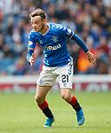 Brandon Barker, Rangers