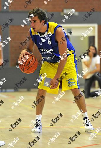 2010-08-28 / Basketbal / seizoen 2010-2011 / BBC Turuka / Timothy Wuyts..Foto: Mpics