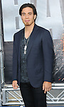 Apolo Anton Ohno at the the American Premiere of Battleship, held at Nokia Theatre L.A. LIVE Los Angeles, CA. May 10,  2012