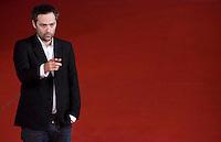Cédric Kahn..FESTIVAL INTERNAZIONALE DEL CINEMA DI ROMA. ..ROMA CINEMA FEST. ..Une vie meilleure   Red Carpet..Roma, 29 Ottobre 2011 ..Photo Serena Cremaschi Insidefoto