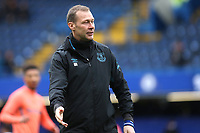 Everton Assistant Manager, Duncan Ferguson ahead of kick-off during Chelsea vs Everton, Premier League Football at Stamford Bridge on 8th March 2020